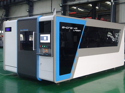 ZY-HFT Series Closed Type Fiber Laser Cutting Machine