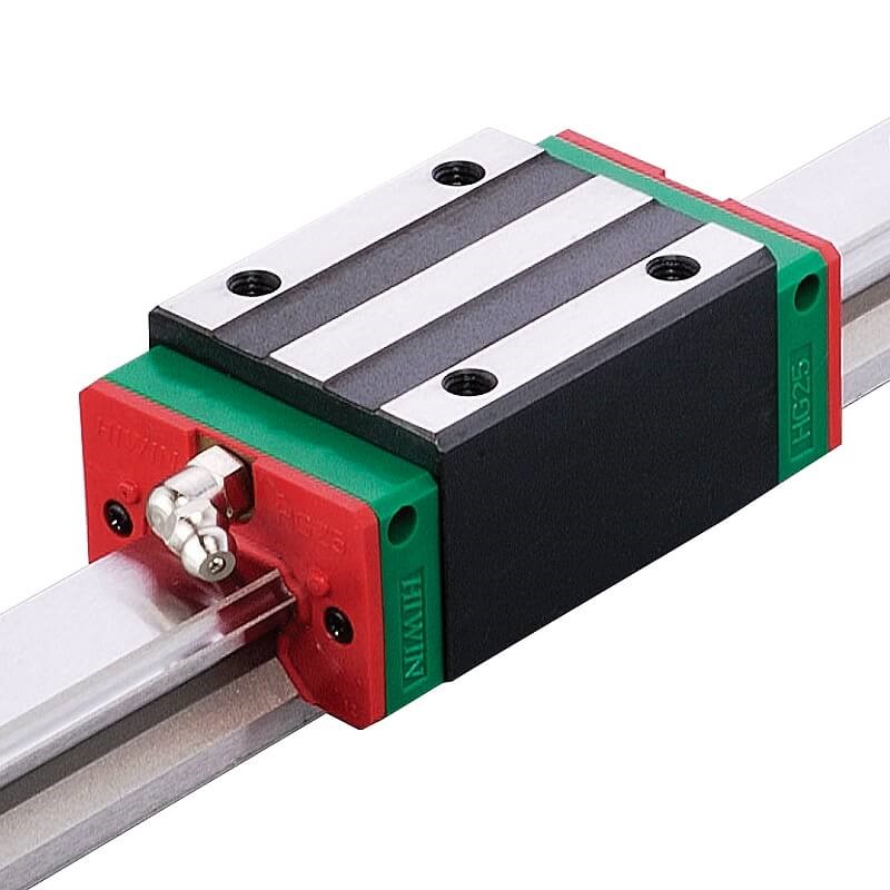 Linear guide of press brake bending machine