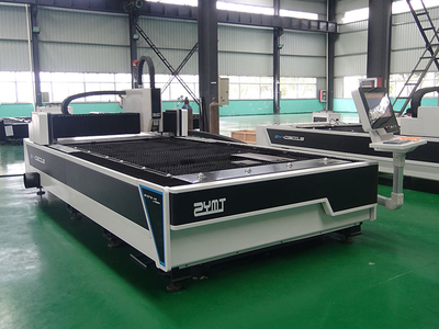 ZY-MF Series Open Type CNC Fiber Laser Cutting Machine